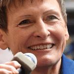 Peggy Whitson ou quand une senior s'envole dans l'espace…