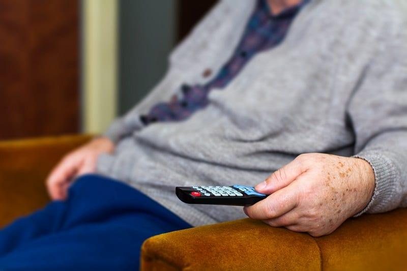 la position assise et la s dentarit acc l reraient le vieillissement des seniors silver economie. Black Bedroom Furniture Sets. Home Design Ideas