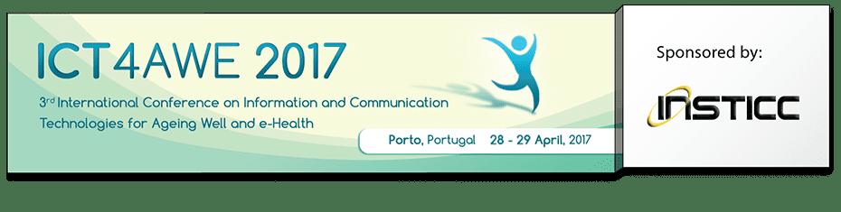 3ème conférence internationale sur les TIC pour le bien-vieillir et la e-santé @ Porto, Portugal | Porto | District de Porto | Portugal