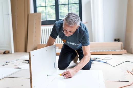 Listminut une start up belge de service la personne s for Service a la personne bricolage