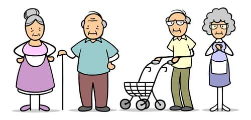 Personnes âgées - Seniors - Aînés