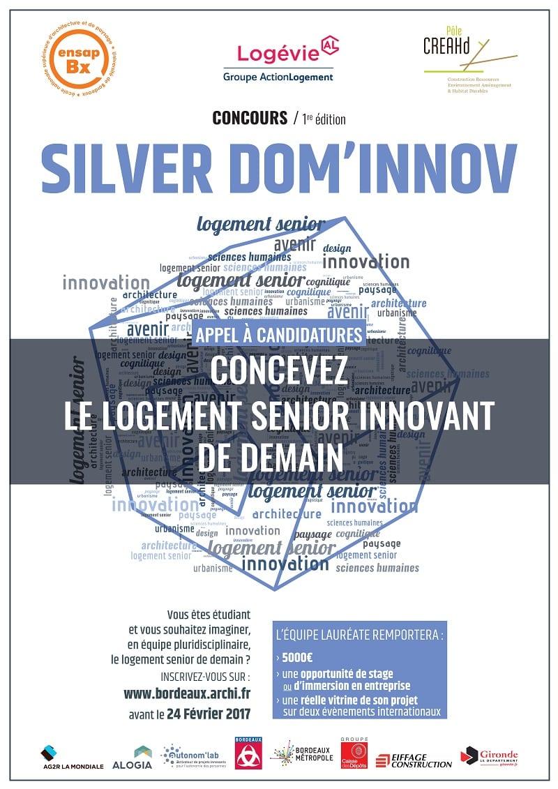 Silver Dom Innov Concours