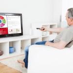 Visiomed lance Majord'home, une TV connectée intelligente pour le maintien à domicile