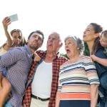 Plus l'on passe de temps avec nos aînés, plus ces derniers vivront longtemps !