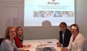 L'Amapa de Moselle expérimente les SPASAD depuis le début de l'année 2017