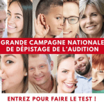 9 mars 2017 : 20ème édition de la Journée Nationale de l'Audition
