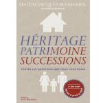 [Livre] «Héritage, patrimoine, succession» de Jacques Benhamou