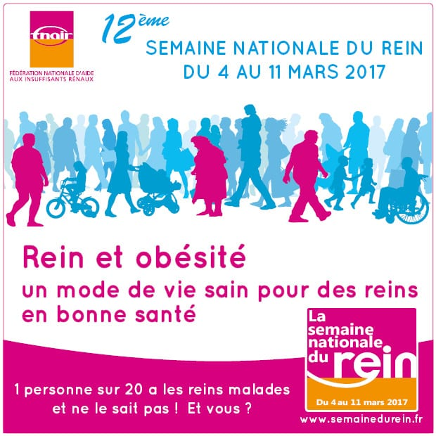Semaine Nationale du Rein