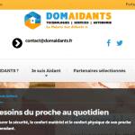 La Maison des Aidants lance un nouveau site Internet : Domaidants