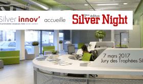 7 mars 2017 : Grand Oral des Trophées SilverEco à Silver Innov'