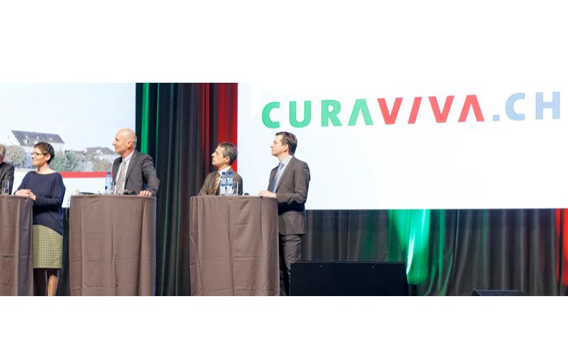 CURAVIVA Congrès spécialisé personnes âgées