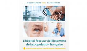 4ème Observatoire Cap Retraite : l'hôpital face au vieillissement de la population française