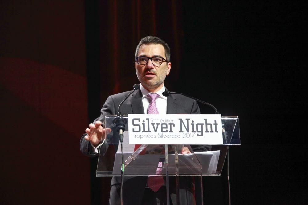 Patrick PESSAUX - Représentant Emmanuel Macron SilverNight