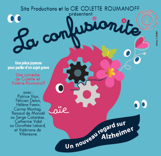 La Confusionite @ Théâtre les feux de la rampe | Paris | Île-de-France | France