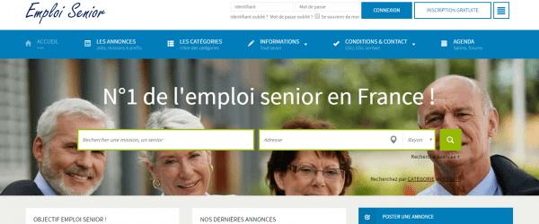 EmploiSenior.net, une nouvelle plateforme de mise en relation employeurs/personnes âgées
