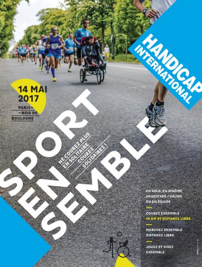"""Journée """"Sport Ensemble"""" @ Bois de Boulogne"""