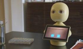Mabu, un robot qui assiste les médecins dans le suivi de leurs patients