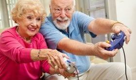Les jeux vidéos, une seconde jeunesse pour les seniors