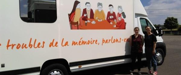 Un Bus Mémoire mis en place pour sensibiliser la population aux troubles de la mémoire