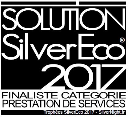 Finaliste Services Trophées SilverEco 2017