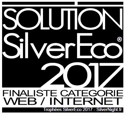 Finaliste Web Trophées SilverEco 2017