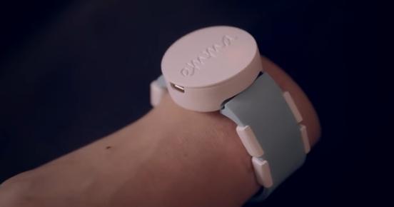 Microsoft bracelet Parkinson