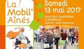 Retour sur la «Mobil'Aînés», une marche intergénérationnelle organisée à Bordeaux
