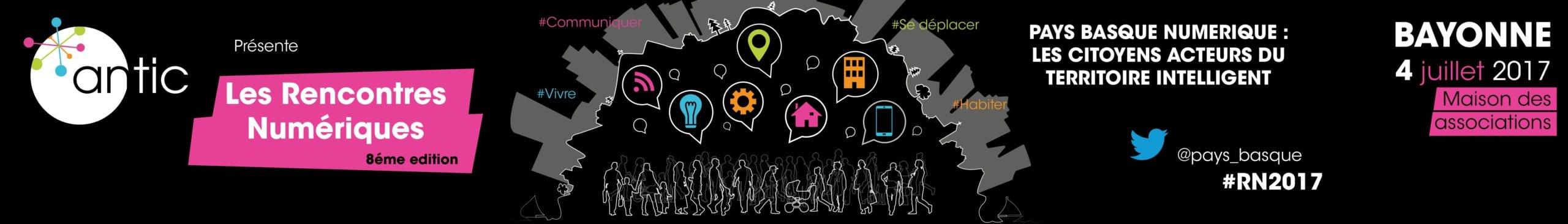 Rencontres numériques Bayonne