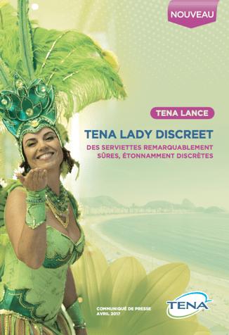 Tena Lady Discreet