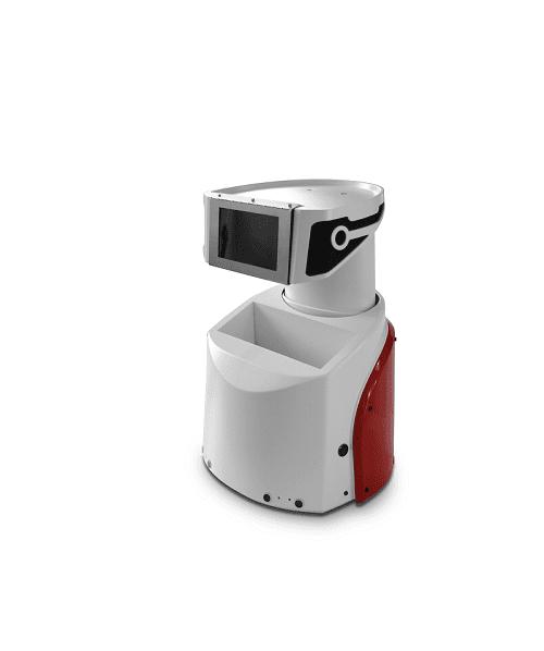 Ubo robot d'assistance aux personnes âgées