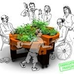 Verdurable, des dispositifs de jardinage adaptés pour les personnes âgées