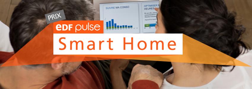 Prix EDF Pulse. Smart Home