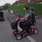 6 scooters médicalisés pour personnes âgées en test à Limoges
