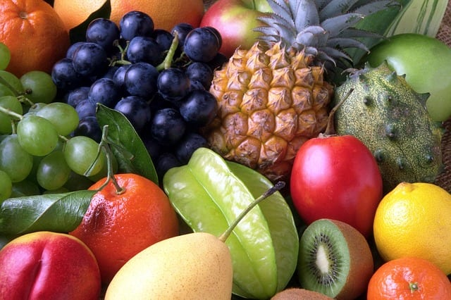 Alimentation - Fruits - Légumes - Nutrition
