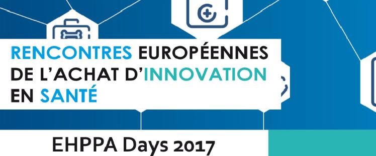 Rencontres européennes de l'achat d'innovation en santé @ Centre Etoile Saint Honoré | Paris | Île-de-France | France