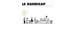 [Infographie de l'OCIRP] : le handicap en France