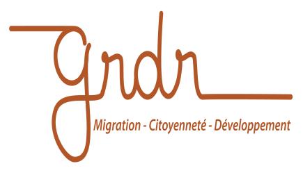Logo GRDR