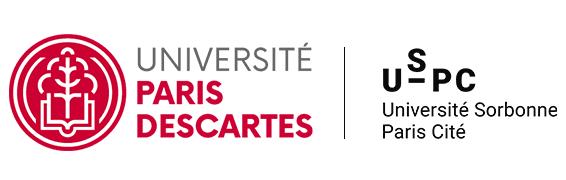 Logo université Paris Descartes