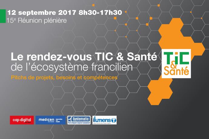 15e Réunion Plénière TIC & Santé @ Université Paris Descartes - Faculté de médecine - 1 | Paris | Île-de-France | France