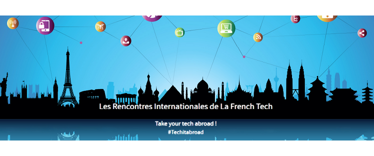 4ème édition des Rencontres Internationales de la French Tech 2017 @ Paris Business France, Denfert-Rochereau