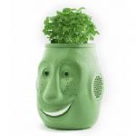Billy-Billy : un pot de fleurs connecté qui vous veut du bien !