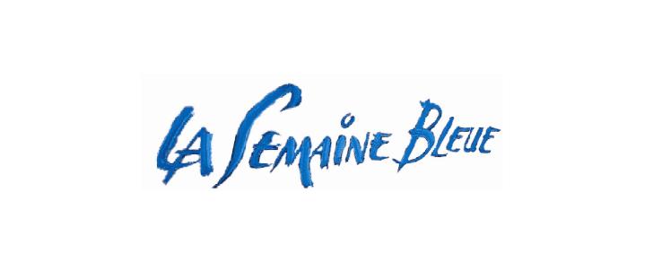 La Semaine Bleue se tiendra du 2 au 8 octobre 2017 !