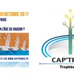 10 octobre 2017 : CAP sur l'Innovation «Internet des Objets, enfin l'âge de raison ?»