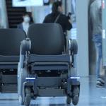 Des fauteuils autonomes testés dans un aéroport au Japon