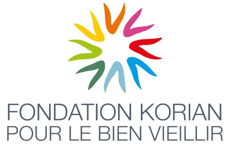 Fondation Korian pour le bien vieillir - Logo