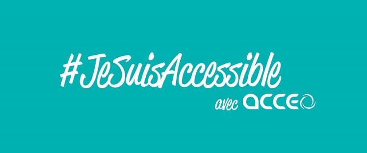 Journée mondiale des sourds : Acceo réitère la campagne #JeSuisAccessible