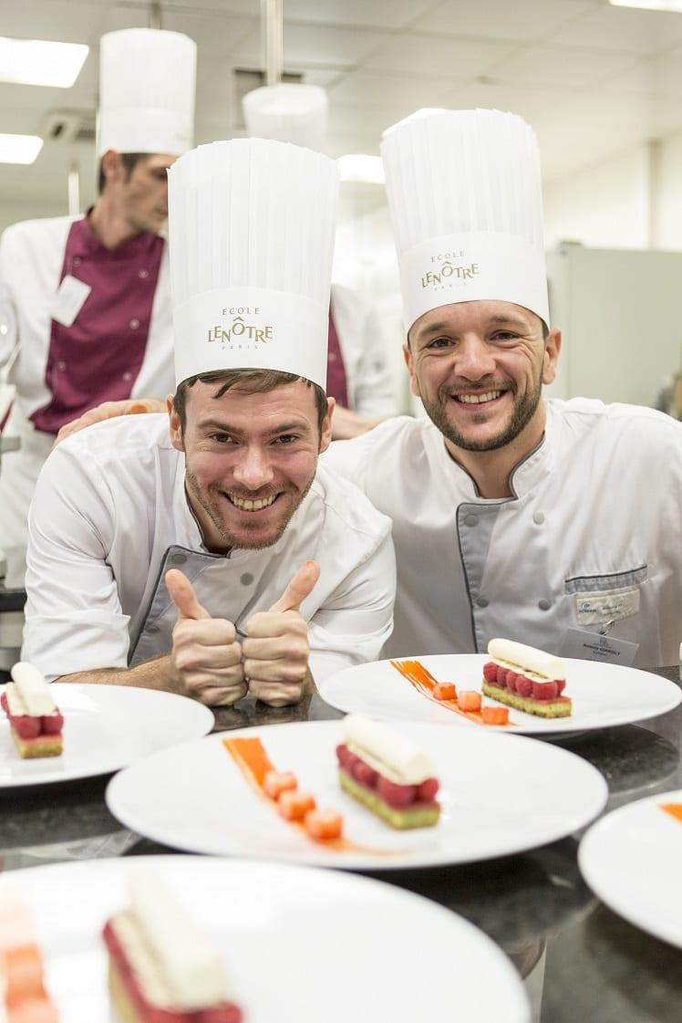 Lauréats du concours de cuisine Korian 2017