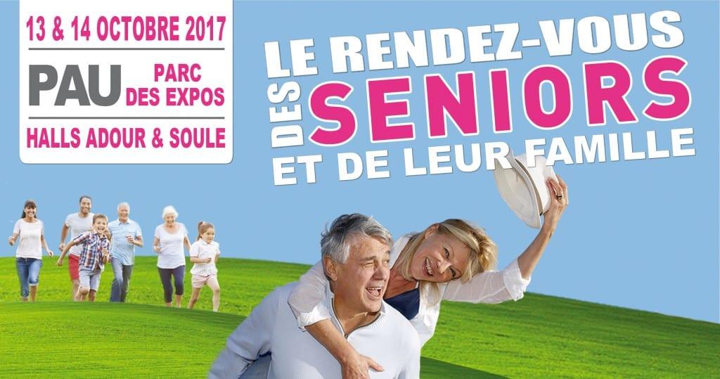 Salon des seniors Pau 2017
