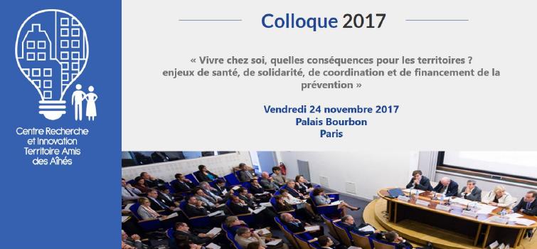 Colloque CRITADA 2017