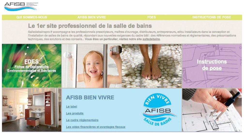 Label AFISB BIEN VIVRE